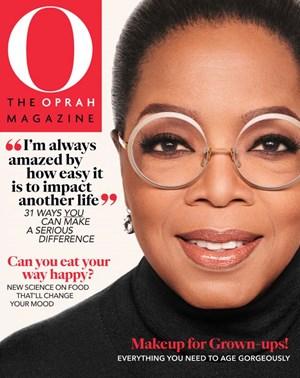 O The Oprah Magazine | 3/2020 Cover