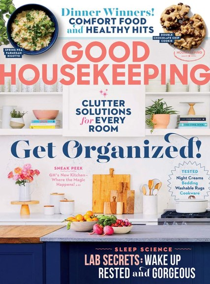 Good Housekeeping Cover - 3/1/2020