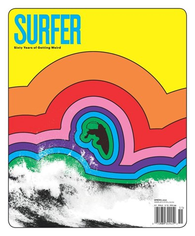 Surfer Magazine | 3/2020 Cover