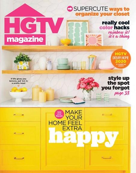 HGTV Cover - 1/1/2020