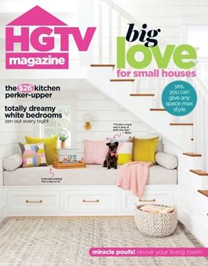 HGTV Magazine | 3/2020 Cover