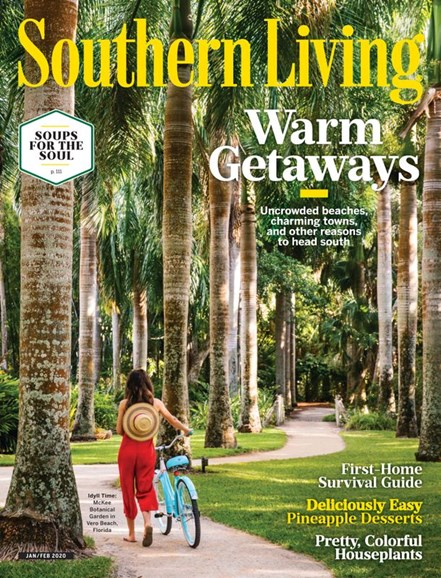 Southern Living Cover - 1/1/2020