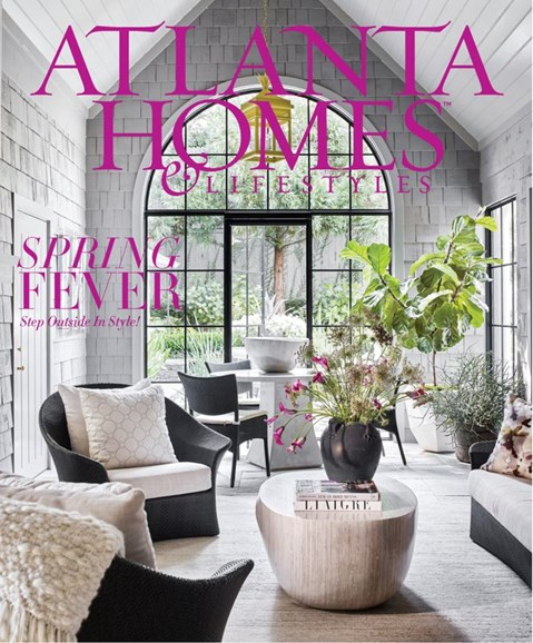 Atlanta Homes & Lifestyles Cover - 3/1/2020
