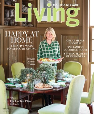 Martha Stewart Living | 3/1/2020 Cover