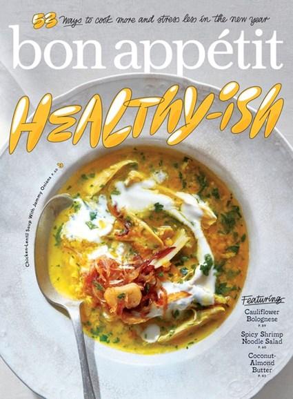 Bon Appétit Cover - 2/1/2020