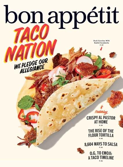 Bon Appétit Cover - 3/1/2020