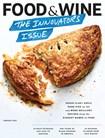 Food & Wine Magazine   2/1/2020 Cover