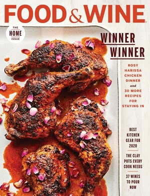 Food & Wine Magazine | 3/1/2020 Cover