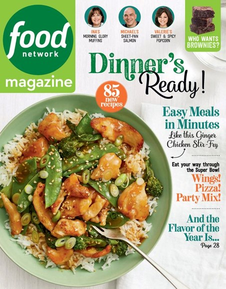 Food Network Cover - 1/1/2020