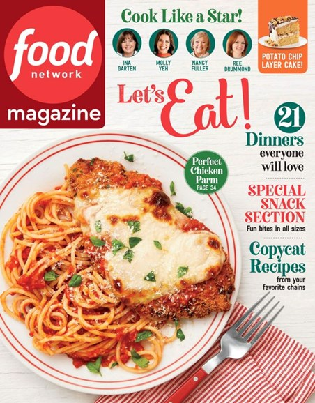 Food Network Cover - 3/1/2020