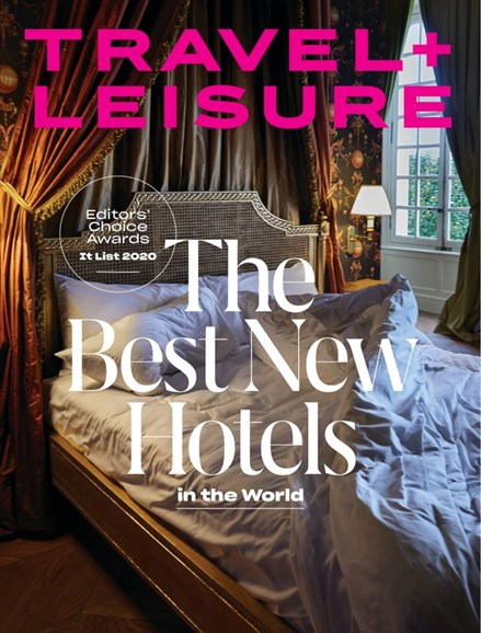 Travel + Leisure Cover - 3/1/2020