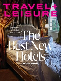 Travel and Leisure Magazine   3/1/2020 Cover