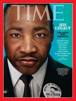 Time Magazine | 3/2/2020 Cover