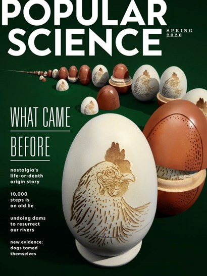 Popular Science | 3/2020 Cover