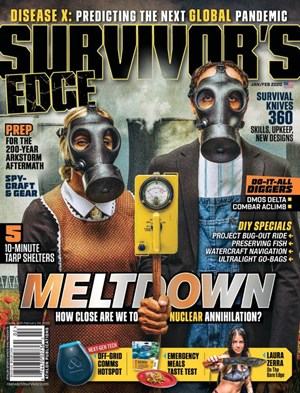 The Survivor's Edge | 1/2020 Cover