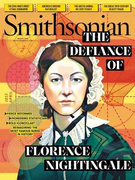 Smithsonian Cover - 3/1/2020