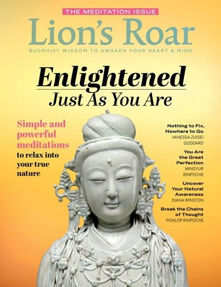Lion's Roar Cover - 3/1/2020