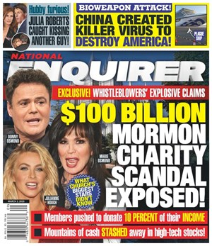 The National Enquirer | 3/2/2020 Cover