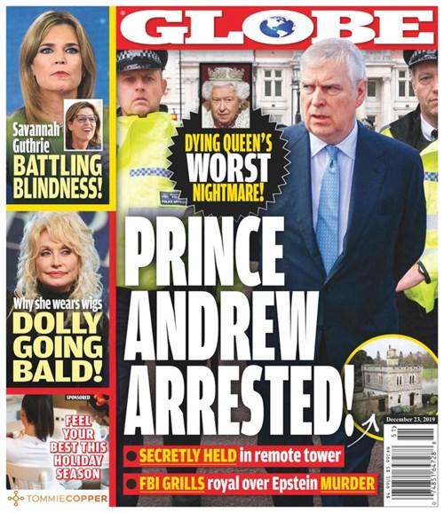 Globe Cover - 12/23/2019