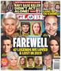 Globe Magazine | 12/30/2019 Cover