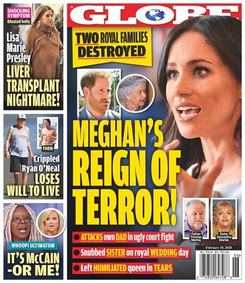 Globe Cover - 2/10/2020