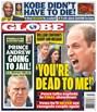 Globe Magazine | 2/17/2020 Cover