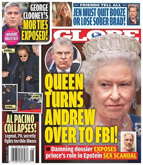 Globe Cover - 2/24/2020
