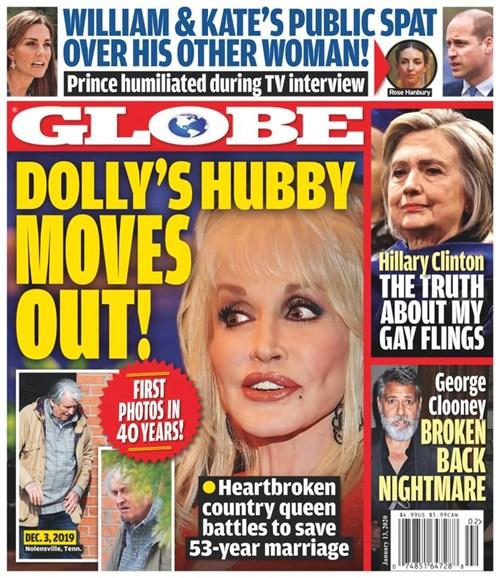 Globe Cover - 1/13/2020
