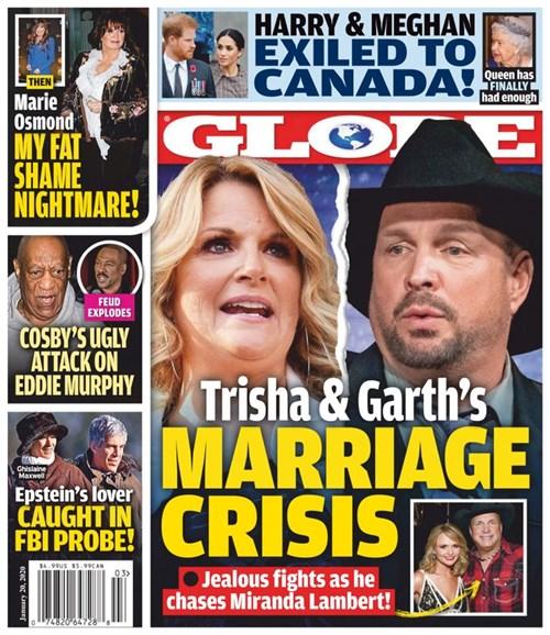 Globe Cover - 1/20/2020