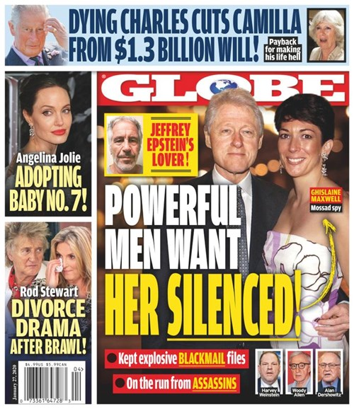 Globe Cover - 1/27/2020