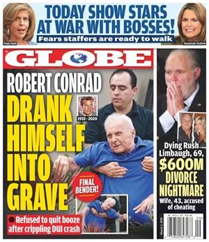 Globe Magazine | 3/2/2020 Cover