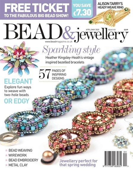 Bead & Jewellery Cover - 4/1/2020