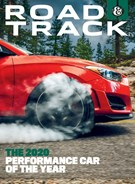 Road and Track Magazine 12/1/2019