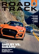 Road and Track Magazine 2/1/2020