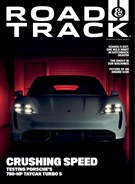 Road and Track Magazine 3/1/2020