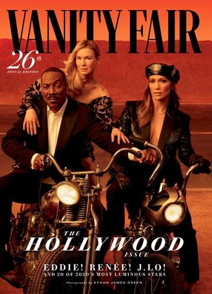 Vanity Fair Cover - 2/1/2020
