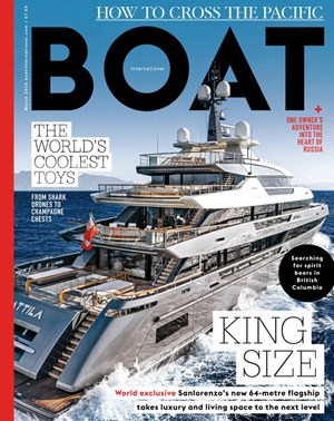 Showboats International Magazine | 3/2020 Cover
