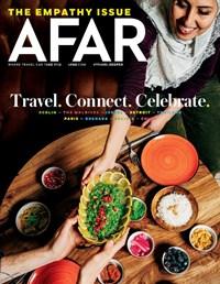 AFAR Magazine | 3/2020 Cover
