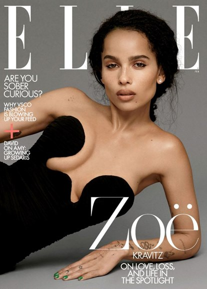 ELLE Cover - 2/1/2020