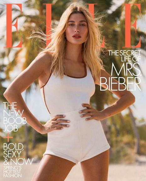 ELLE Cover - 3/1/2020