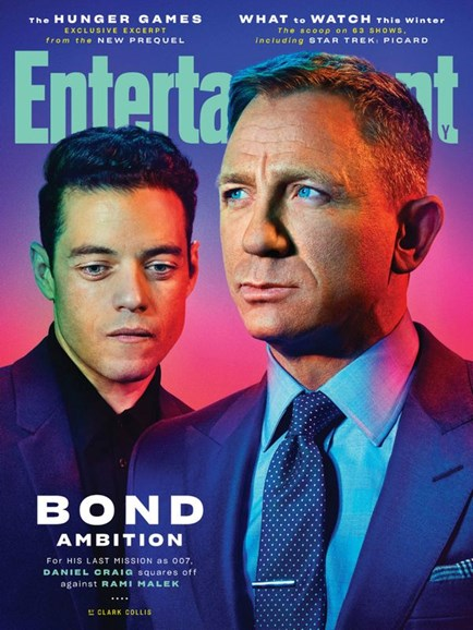 Entertainment Weekly Cover - 2/1/2020