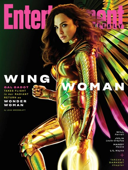 Entertainment Weekly Cover - 3/1/2020