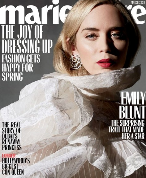 Marie Claire Cover - 3/1/2020