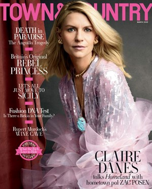 Town & Country Magazine   3/2020 Cover