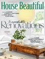House Beautiful Magazine | 1/2020 Cover