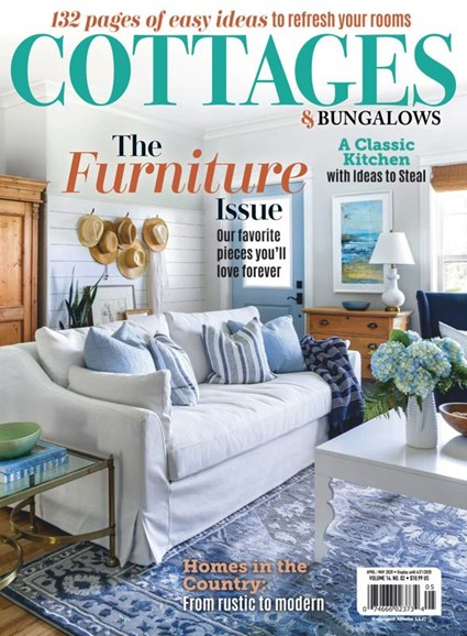 Cottages & Bungalows Cover - 4/1/2020
