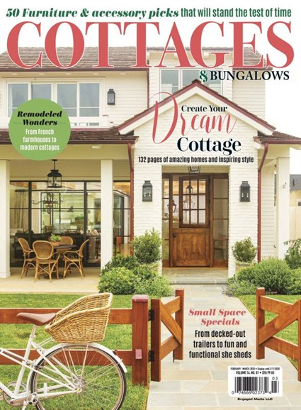 Cottages & Bungalows Cover - 2/1/2020