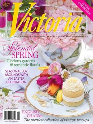 Victoria Magazine | 3/2020 Cover