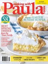Cooking With Paula Deen | 3/2020 Cover