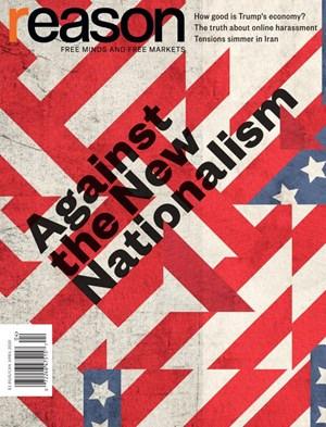 Reason Magazine | 4/2020 Cover